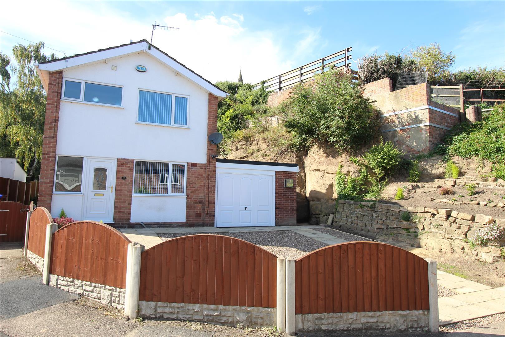 3 Bedrooms Detached House for sale in Moores Avenue, Sandiacre, Nottingham